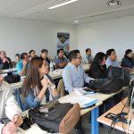 Grupo de Estudiantes de UTEG realiza Maestría en Administración de Empresas en Burdeos